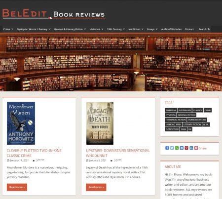 BelEdit Book Reviews